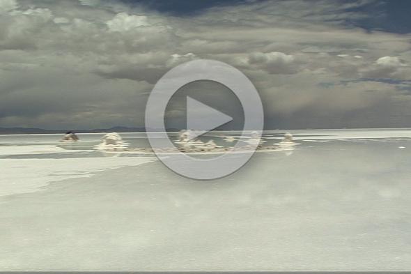 Salar de Uyuni: un món de sal