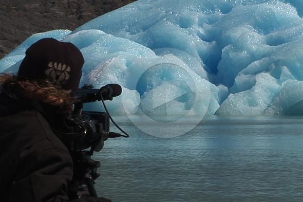 Un mundo de hielo