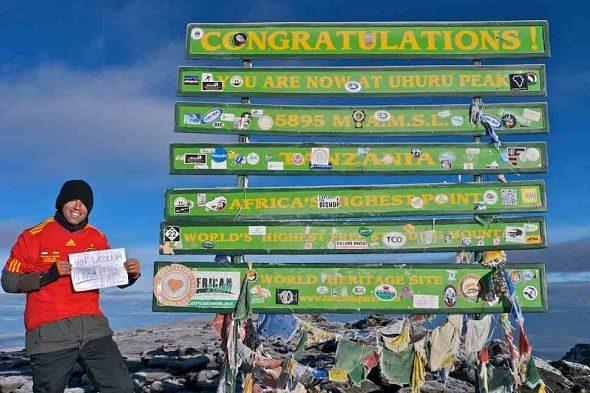 ¡¡Kilimanjaro, Hakuna Matata!! (deel 2)