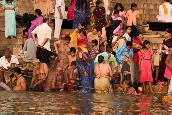 Varanasi: Cheiros Ganghes