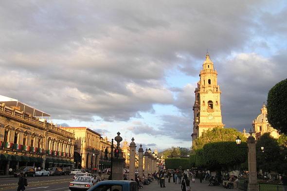 Morelia: la ciutat de les pedres precioses