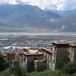 Panorámica de Lhasa