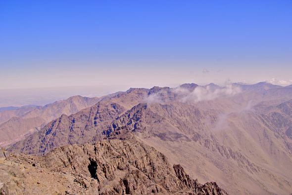 La ascensión al Jebel Toubkal