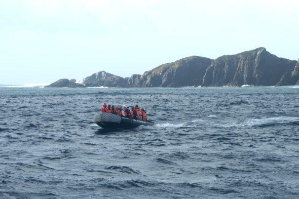 Kaap Hoorn: waar de wind brult