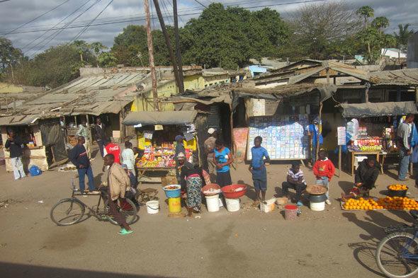 Chimoio: Afrika atzera