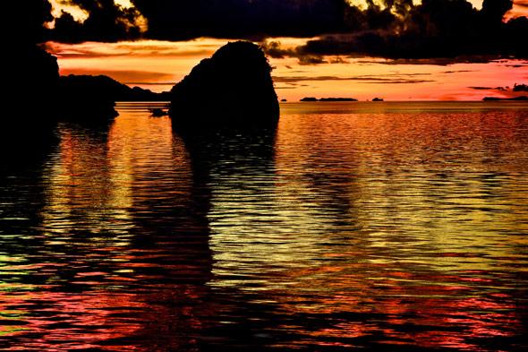 Papúa y su arcano séquito