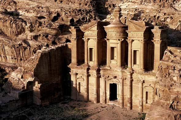 Xordania e Xerusalén: resolver o enigma do deserto