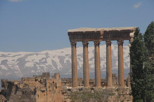 Líbano: las Sombras de Baalbek