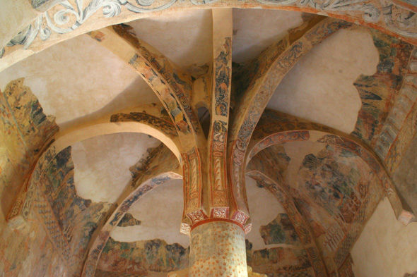 San Baudelio de Berlanga: a capela dos Templarios enigmático