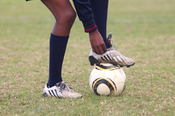 """El deporte en las """"township"""" sudafricanas"""