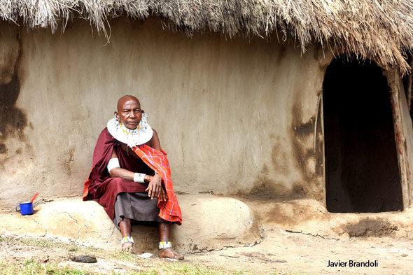 Por ejemplo, los masais