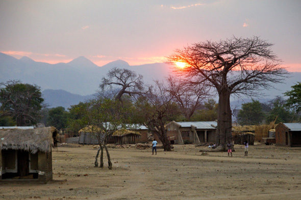 Ruta VAP (VII): transportando tempo Malawi
