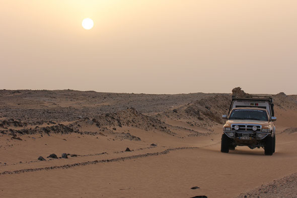 Sudán: el mundo que todos soñamos