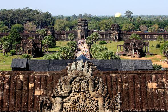 Прощение Ангкор Вата
