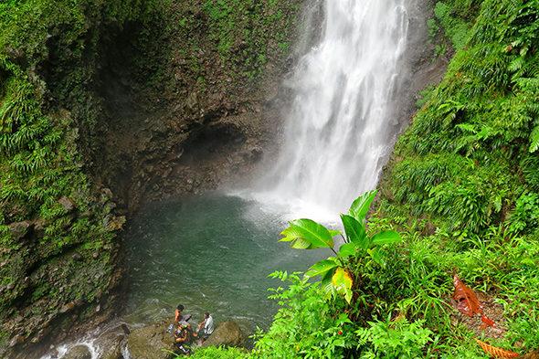 Dominica: el manantial de los kalinago