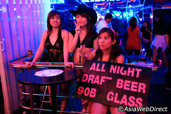 El sexo en Bangkok