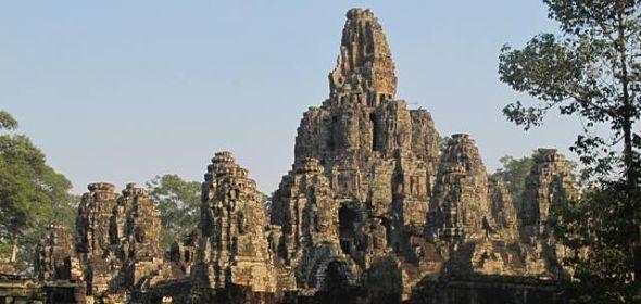 Angkor, un reino medieval desapareceu no nada