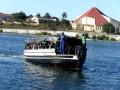 Amaia, barcaza ferry de Inhambane