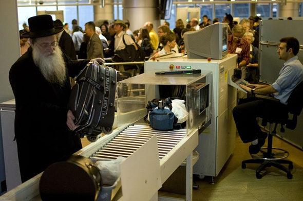 Aeropuerto Ben Gurion, la guarida de Murphy