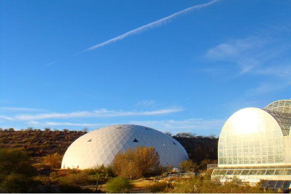 Biosfera II: el fracaso del edén de cobayas humanas