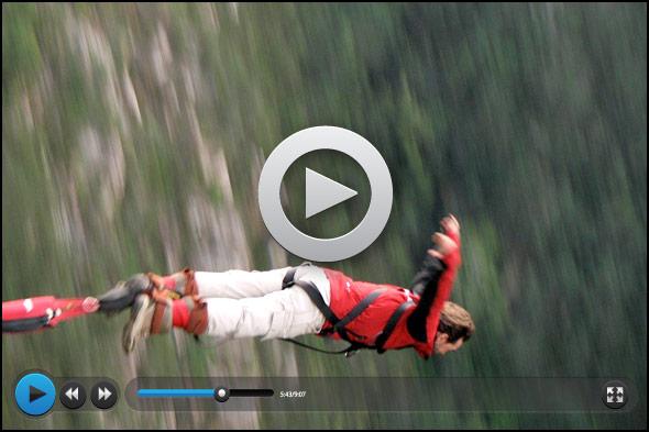 Bloukrans: un salto de 216 metros