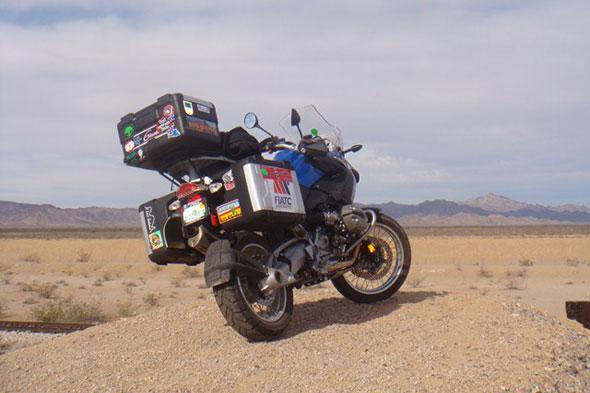 Hacia el Gran Cañón del Colorado