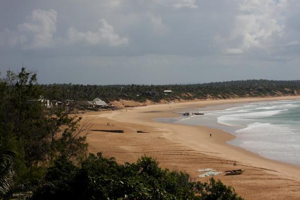 Tofo: la playa de los mochileros en Mozambique