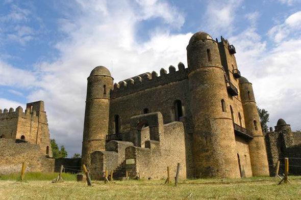 Эфиопия (Я): в поисках испанского, открывший истоки Голубого Нила