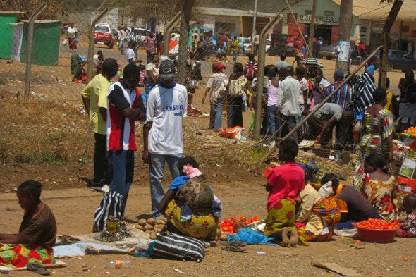 La historia de un héroe en la República Centro- africana