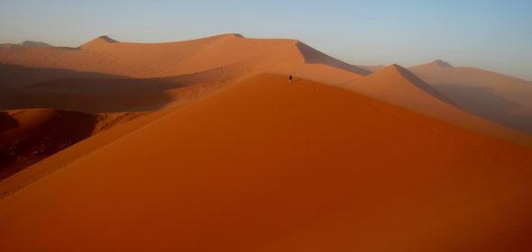 El Aserejé y la tormenta de arena