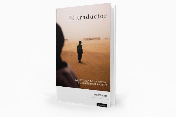 """""""El traductor"""", Daoud Hari"""