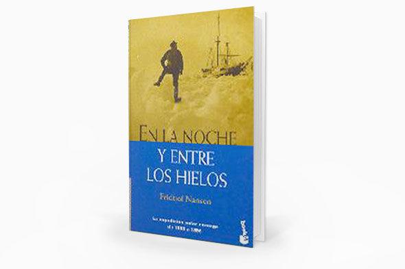"""""""Á noite e no xeo"""", Fridtjof Nansen"""