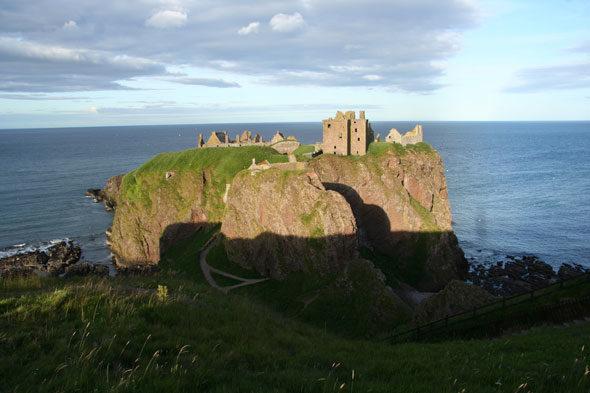 Escocia: Tour dos castelos máis salvaxe