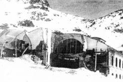 El Casino tras el alud de 1915