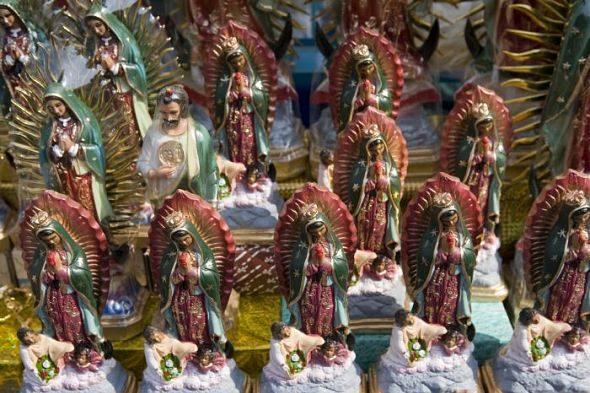 Guadalupe: la sabiduría del humilde vendedor de rosarios
