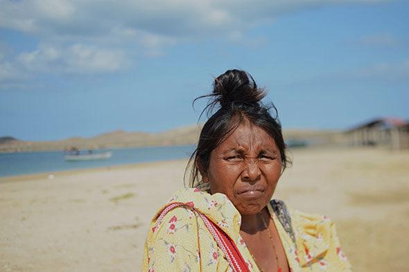 La Guajira y el español desaparecido
