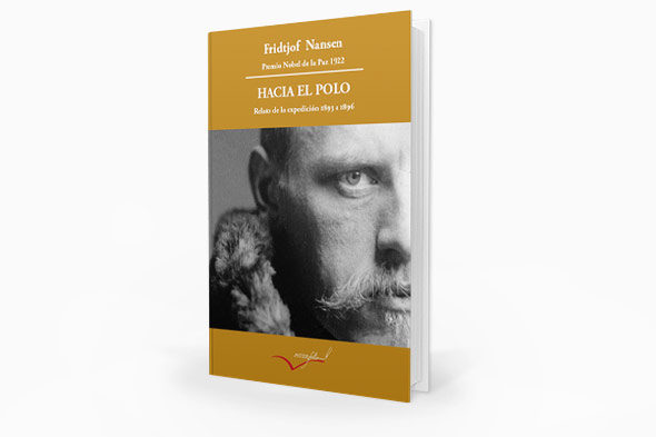 """""""Para o Polo"""", Fridtjof Nansen"""