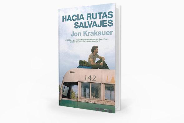 """""""Hacia rutas salvajes"""", Jon Krakauer"""