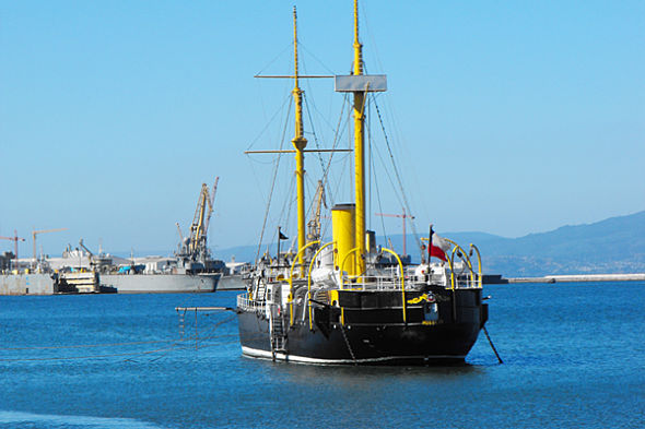 Huáscar, la reliquia flotante más antigua del mundo
