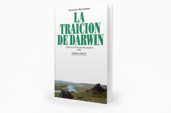 """""""La traición de Darwin"""", Gerardo Bartolomé"""