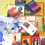 Portadas de libros sobre África