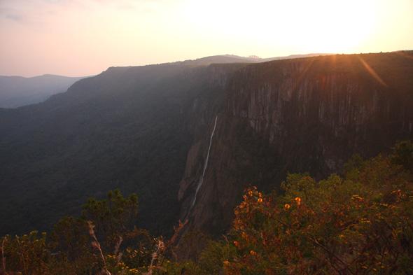 Las Tierras Altas y la última noche en Zimbabue