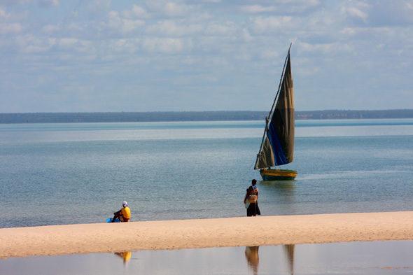 O Arquipélago de Bazaruto: a beleza dun adeus brutal