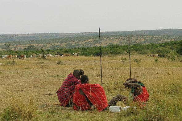 Masai: o mito desapareceu turismo