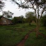 Cabañas lake Mburo