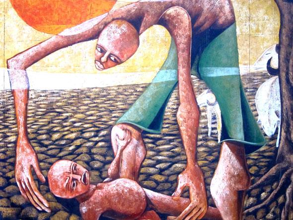 Mozambique: los muertos olvidados