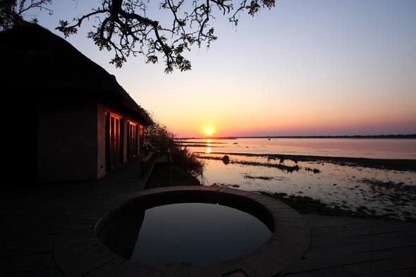 Royal Zambezi Lodge: ¿el mejor hotel de mi vida?