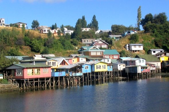 Chiloé: o último bastión da España