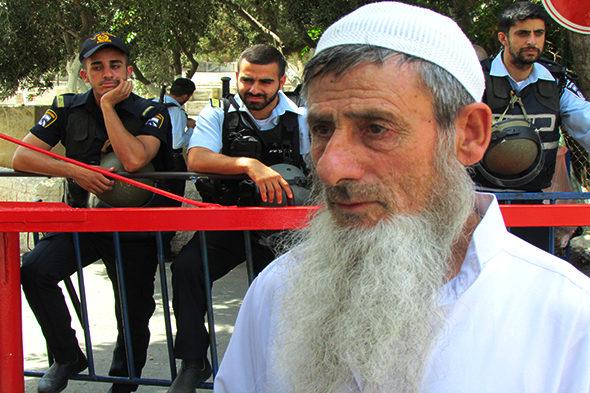 La última intifada en Jerusalén