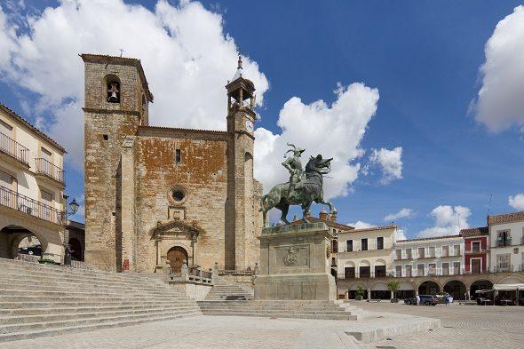 Extremadura: la ruta de los conquistadores